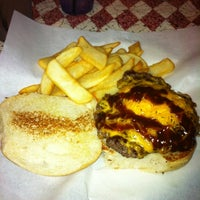 Photo taken at RG Burgers & Grill by Jimmy D. on 3/7/2012
