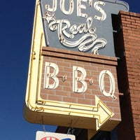 Photo taken at Joe's Real BBQ by Timothy M. on 11/6/2011