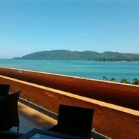 Photo taken at Gaya Centre Hotel by Zulhizami X. on 9/14/2011