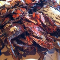 Photo taken at Gunnings Seafood by Cindy L. on 6/26/2012