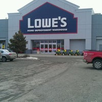 Photo taken at Lowe's Home Improvement by James J. on 3/30/2011
