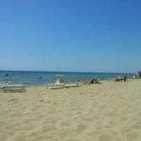 Photo taken at Lido Graziella by Vittorio P. on 7/6/2012