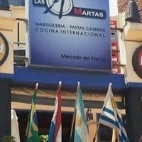 Photo taken at Restaurante Las Martas by Marcelo S. on 1/19/2012