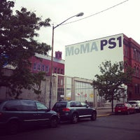 Photo taken at MoMA PS1 Contemporary Art Center by Cory M. on 7/28/2012