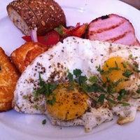 Photo taken at Kanella: Greek Cypriot Kitchen by Matt V. on 2/13/2011