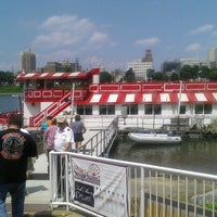 Photo taken at Pride of the Susquehanna Riverboat by Keith K. on 7/1/2012