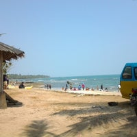 Photo taken at Pantai Sambolo by Permata S. on 8/22/2012