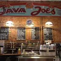 Photo taken at Java Joes Coffee House by Jason S. on 9/6/2012