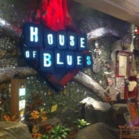Photo taken at House Of Blues by Aminah M. on 10/23/2011