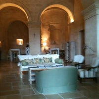 Photo taken at Hotel In Pietra - Boutique hotel by Marilena P. on 3/18/2011