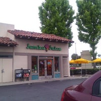 Photo taken at Jamba Juice by EJ L. on 6/8/2011
