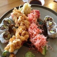 Photo taken at Sato Japanese Restaurant by Scott R. on 1/6/2012