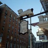 Photo taken at White Horse Tavern & Restaurant by Michael M. on 9/29/2011