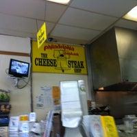 Photo taken at Cheese Steak Shop by Dan G. on 6/15/2011