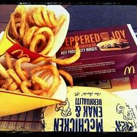 Photo taken at McDonald's & McCafé by Kerry C. on 12/3/2011