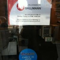 Photo taken at SALLMANN by Werner H. on 9/29/2011