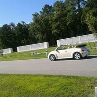 Photo taken at Albert G. Horton Jr. Memorial Veterans Cemetery by Geoffrey G. on 6/15/2012