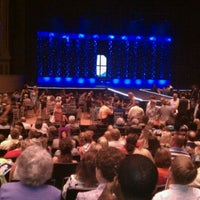 Photo taken at Township Auditorium by Beth C. on 6/29/2011