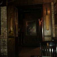 Photo taken at Slaughtered Lamb Pub by Ben O. on 9/9/2011
