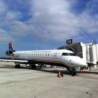 Photo taken at Savannah Hilton Head International Airport (SAV) by Tiffany F. on 3/4/2011