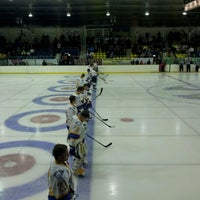 Photo taken at Fife Ice Arena by Neil C. on 12/13/2011