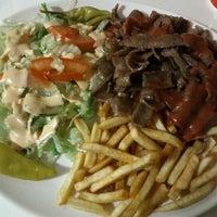 Photo taken at Square SQ kebab by Kalle P. on 2/1/2012