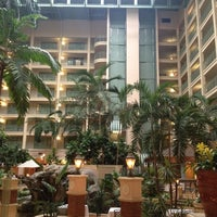Photo taken at Sheraton Suites Fort Lauderdale At Cypress Creek by Clifford D. on 9/13/2012