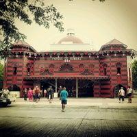 Photo taken at Parque De Bombas by Jason V. on 7/14/2012