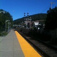 Photo taken at Metro North / NJT - Suffern Station (MBPJ) by Whitney B. on 9/19/2011