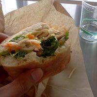 Photo taken at Oralia's Cafe by Jori L. on 7/12/2011