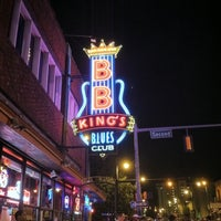 Photo taken at World Famous Beale Street by Brooks S. on 4/2/2011