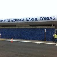 Photo taken at Aeroporto de Bauru - Arealva / Moussa Nakhl Tobias (JTC) by Marcelo M. on 12/9/2011