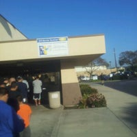 Photo taken at Department of Motor Vehicles by DJ Spinbac on 2/24/2012