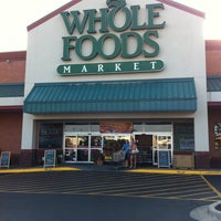 Photo taken at Whole Foods Market by Matthew D. on 7/17/2011