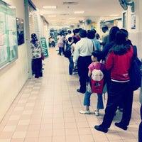 Photo taken at Immigration Dept (Jabatan Imigresen) by KingSter L. on 11/17/2011