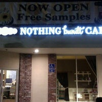 Photo taken at Nothing Bundt Cakes - Sunnyvale by Jamee A. on 1/27/2011