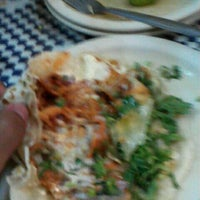 Photo taken at Mr. Taco by Don C. on 4/14/2012