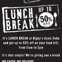 Photo taken at Bigby's Café & Restaurant by Cebu P. on 8/14/2012