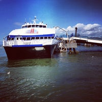 Photo taken at Golden Gate Ferry Terminal by Rico H. on 4/26/2012
