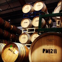 Photo taken at Moshin Winery by Sarah L. on 9/8/2012