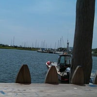Photo taken at Fishy Fishy Cafe by Lynnie T. on 7/8/2012
