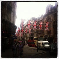 Photo taken at London Trocadero by Steve B. on 5/30/2012