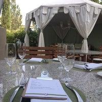 Photo taken at Vintner Grill by Julie M. on 4/16/2012
