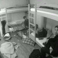 Photo taken at Geneva Hostel by Luqman S. on 4/5/2012