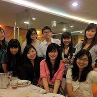 Photo taken at Komisi Remaja GKI Samanhudi by Melisa K. on 7/22/2012
