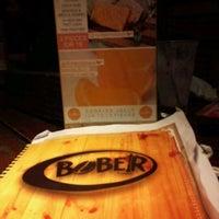 Photo taken at Bober Cafe by Mona M. on 5/26/2012