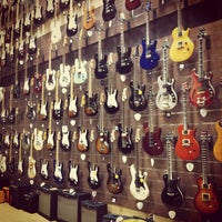 Photo taken at Cosmo Music - The Musical Instrument Superstore! by Nate K. on 4/22/2012