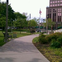 Photo taken at Red Arrow Park by Peter B. on 5/12/2012