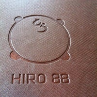 Photo taken at Hiro 88 by Cameron B. on 8/2/2012