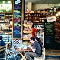 Photo taken at Fresco by Diego by Marilu Z. on 4/14/2012